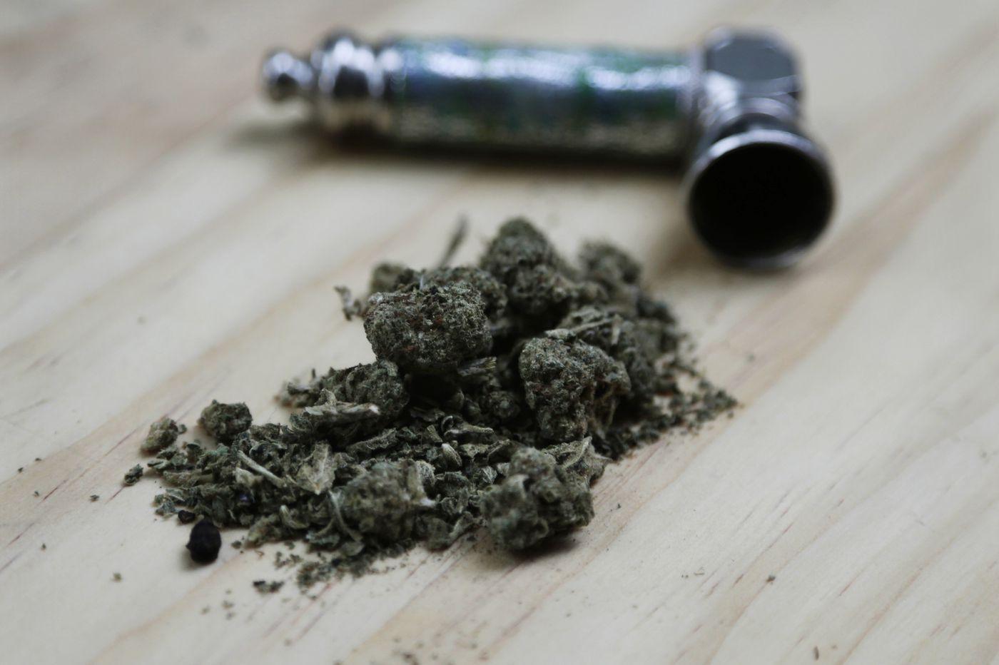 Majority of New Jersey residents favor legalizing recreational marijuana, poll shows