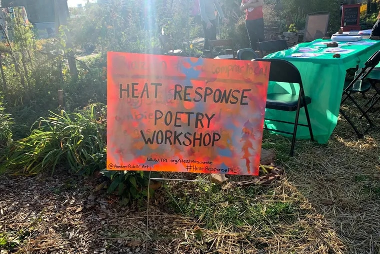 Philly's Heat Response Project aims to find local solutions for extreme heat in vulnerable neighborhoods.