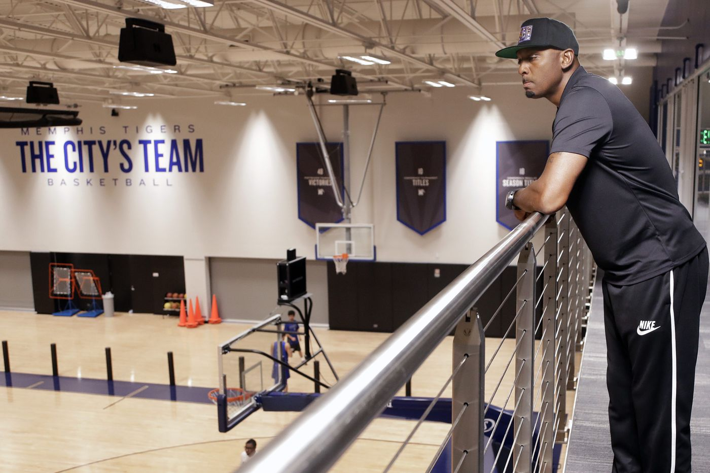 Penny Hardaway goes 'full circle' in return to Memphis as basketball coach