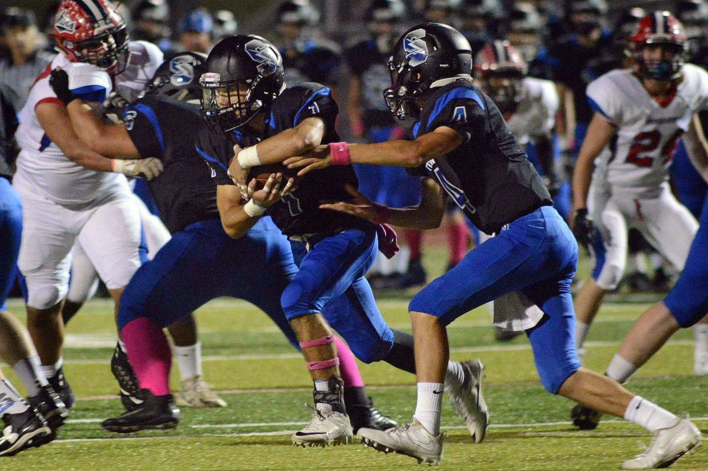 Revamped Central Bucks South to take on favored Pennsbury