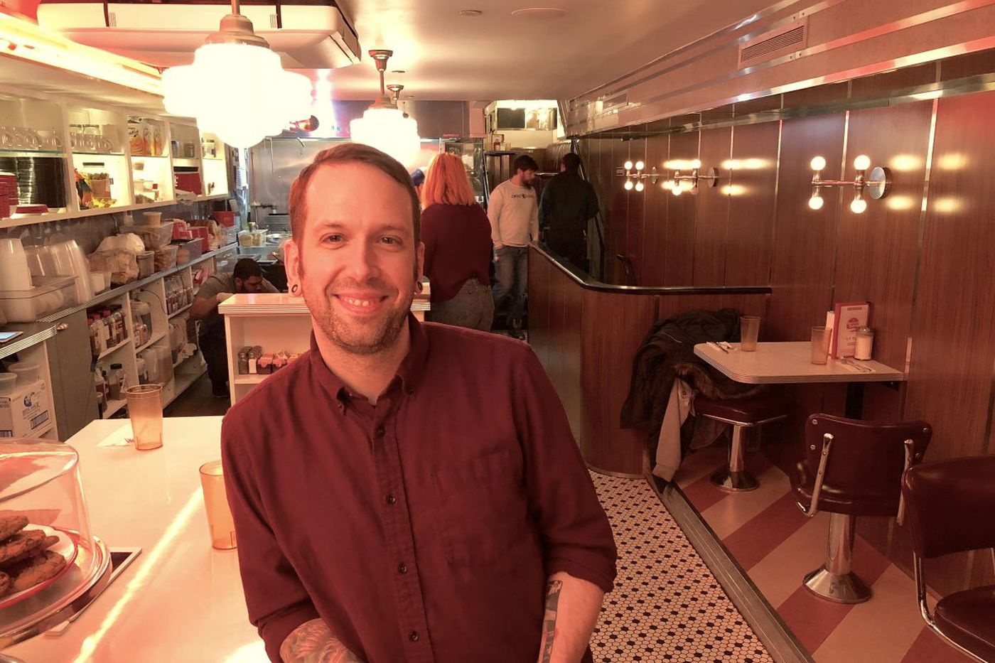 Chef George Sabatino joins Rooster Soup Co.