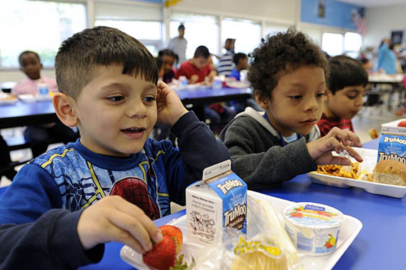 National fight over opting out of school lunch standards