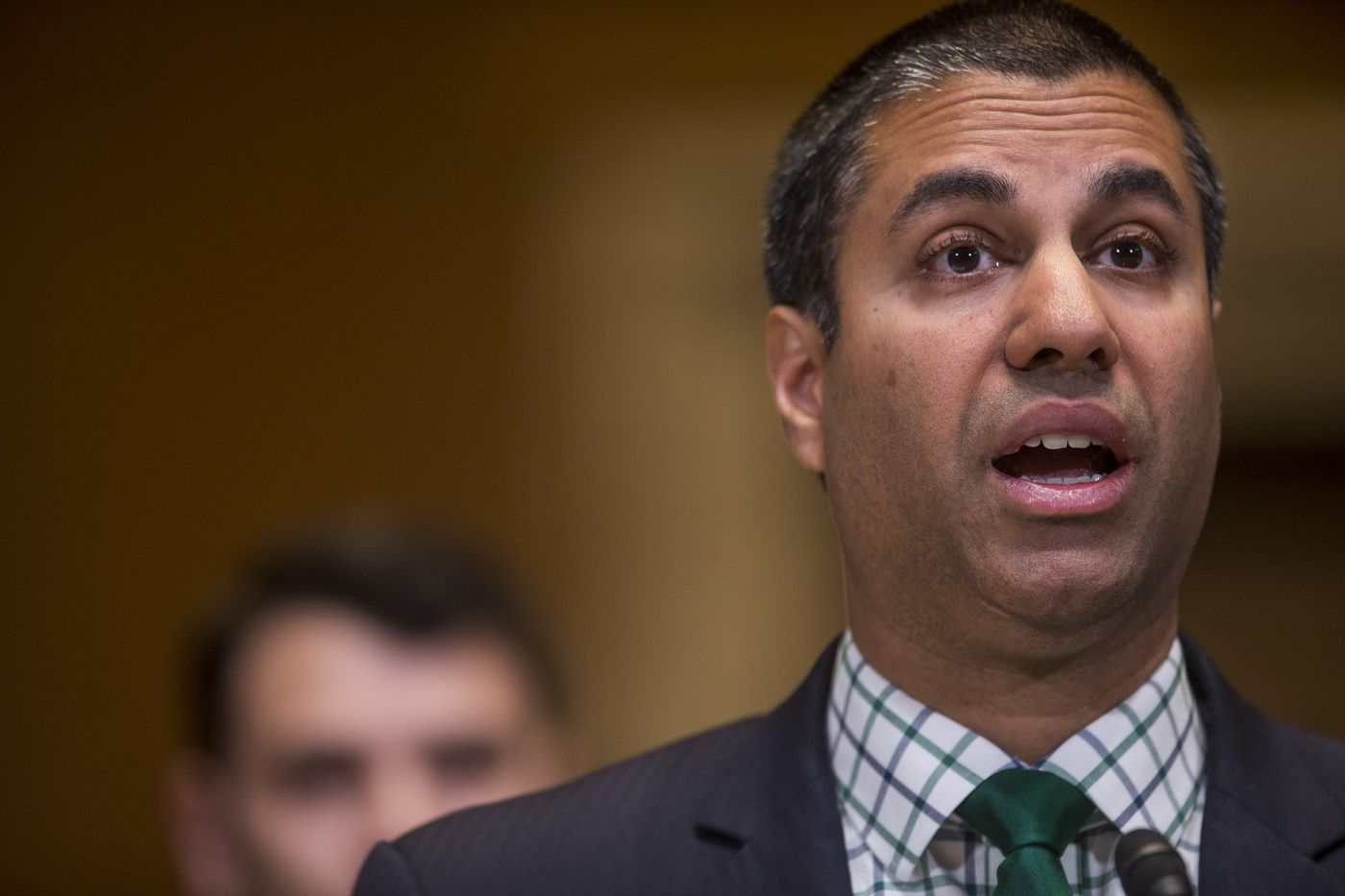 'I don't think consumers are going to see any change at all,' FCC Chairman Pai says of net neutrality repeal