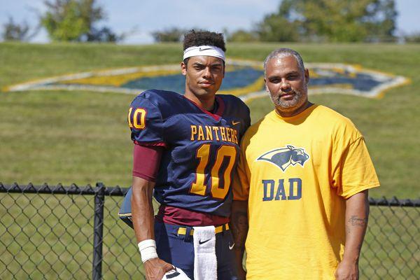 Kamal Gray Jr., son of the Roots star, makes his own name as Pope John Paul II football quarterback