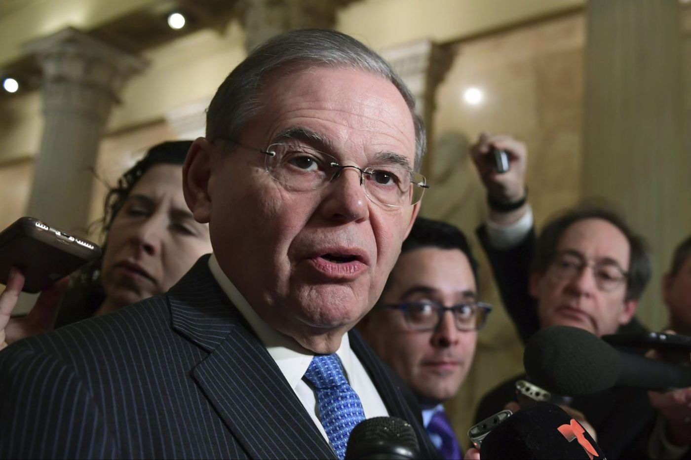 Feds will retry N.J. Sen. Bob Menendez on corruption charges