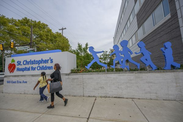 Auction for St. Chris children's hospital morphs into a battle for Philly health-care market