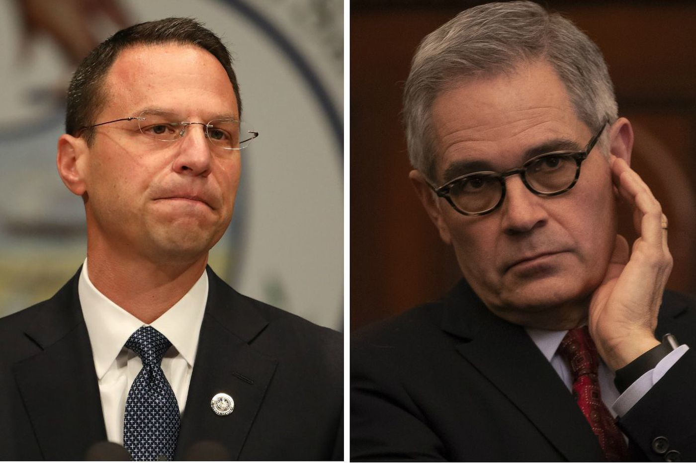 Philadelphia District Attorney Larry Krasner pushes back on critics of his 'war criminals' joke
