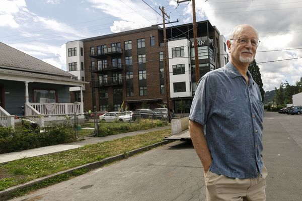 How can states fight soaring housing prices? Oregon is capping rent increases and cutting single-family zoning.