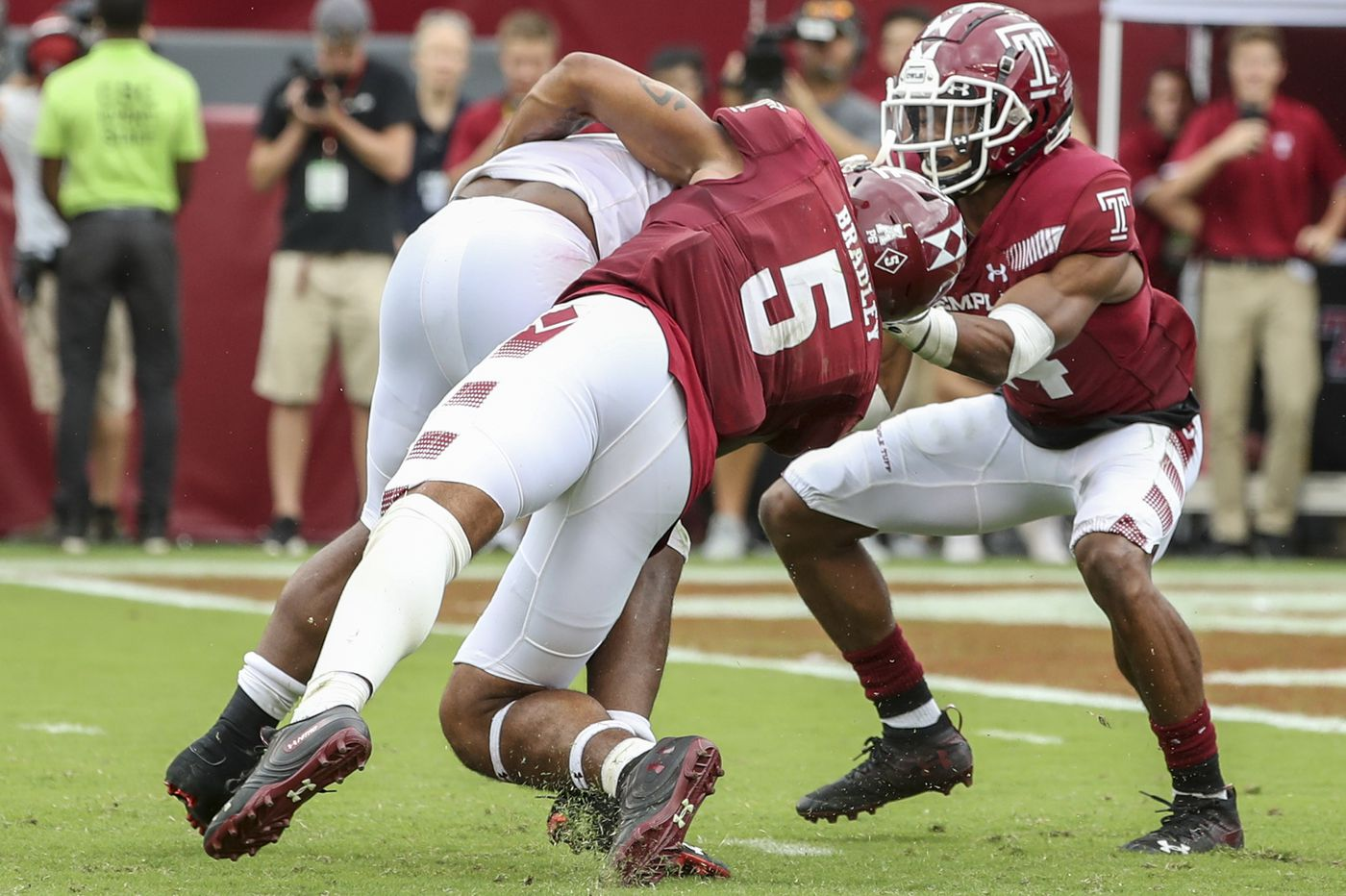 Temple ready for high-powered Memphis offense