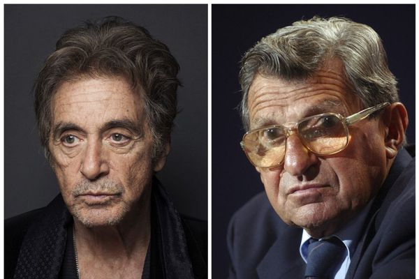 HBO gives first look at Al Pacino as Joe Paterno in upcoming film