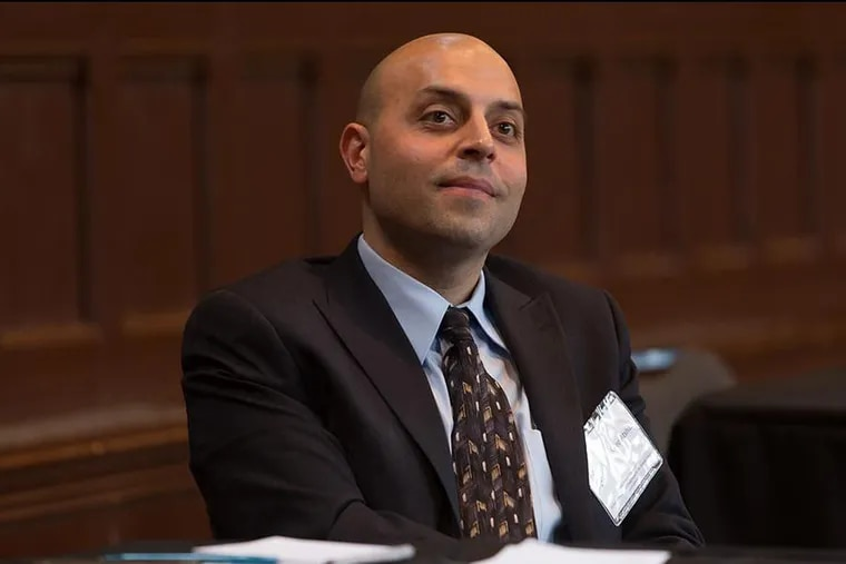 Sa'ed Atshan, an assistant professor of peace and conflict studies at Swarthmore College.