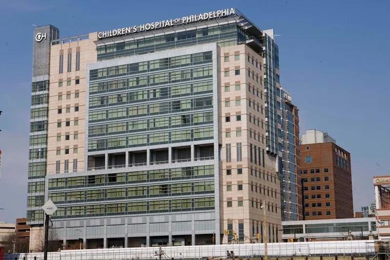 Children's Hospital of Philadelphia.