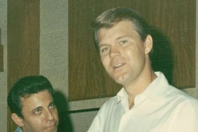 """Glen Campbell and Hal Blaine in """"The Wrecking Crew!"""""""