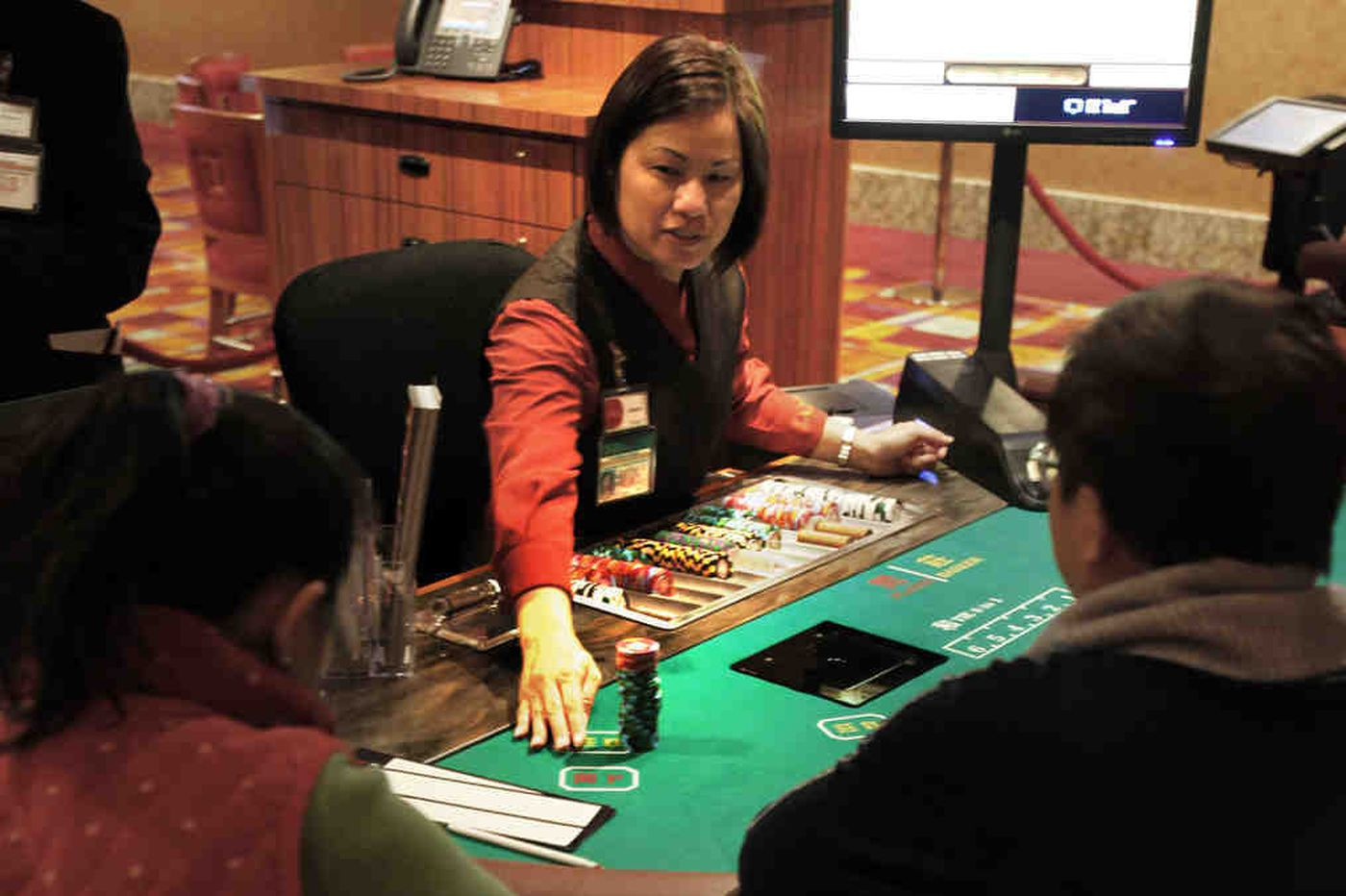 Parx Casino adds Asian table games and a noodle bar