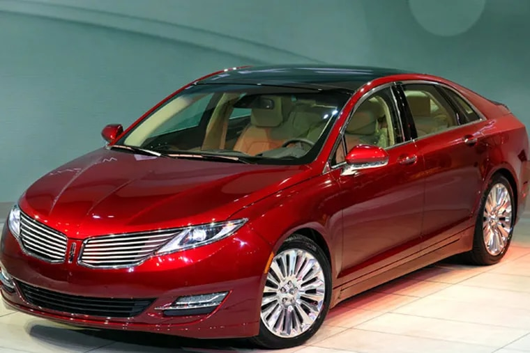 The 2013 Lincoln MKZ had a painfully slow production launch last fall with some parts arriving late from suppliers and also delays related to producing the MKZ and the Fusion on the same line at Ford's Hermosillo, Mexico, plant. (Sam VarnHagen/Ford Motor Co./MCT)