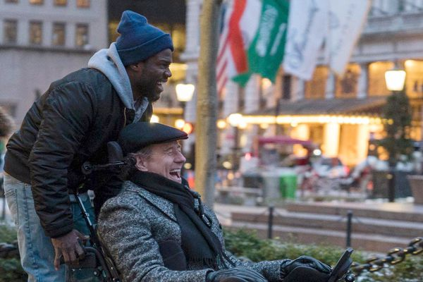 Kevin Hart sued for assault during screening of the Philadelphia-shot 'The Upside'