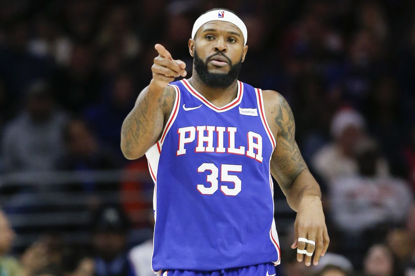 Sixers' Trevor Booker is working toward becoming a billionaire