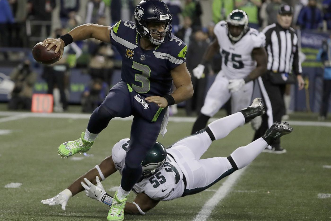 Russell Wilson vs. Carson Wentz a potential preview of NFL playoffs | David Murphy
