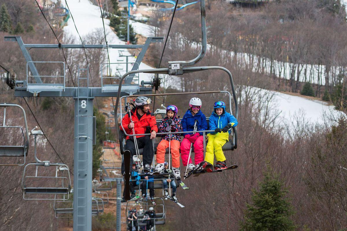 Poconos ski industry optimistic, despite coronavirus, mild winter forecast - The Philadelphia Inquirer