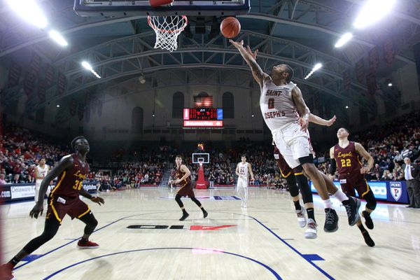 In St. Joe's win over Loyola, forget the rest, this was Fresh Kimble's game | Mike Jensen