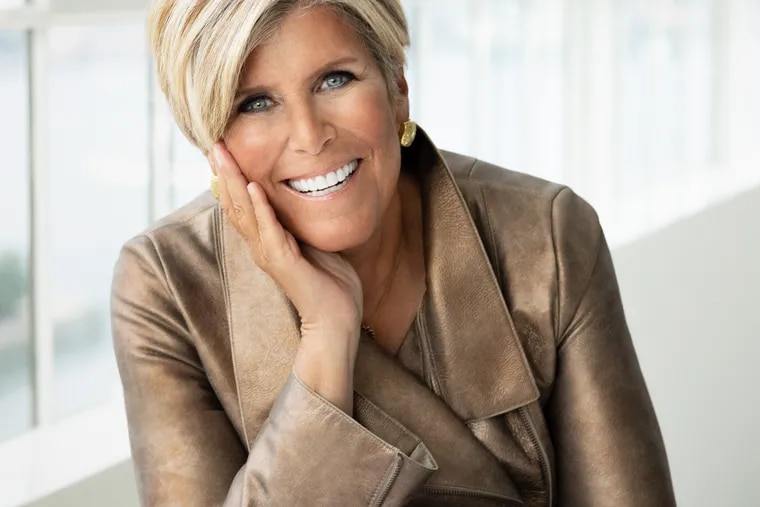 Suze Orman will speak at the Pa. Conference for Women's virtual conference on Nov. 11, 2020.