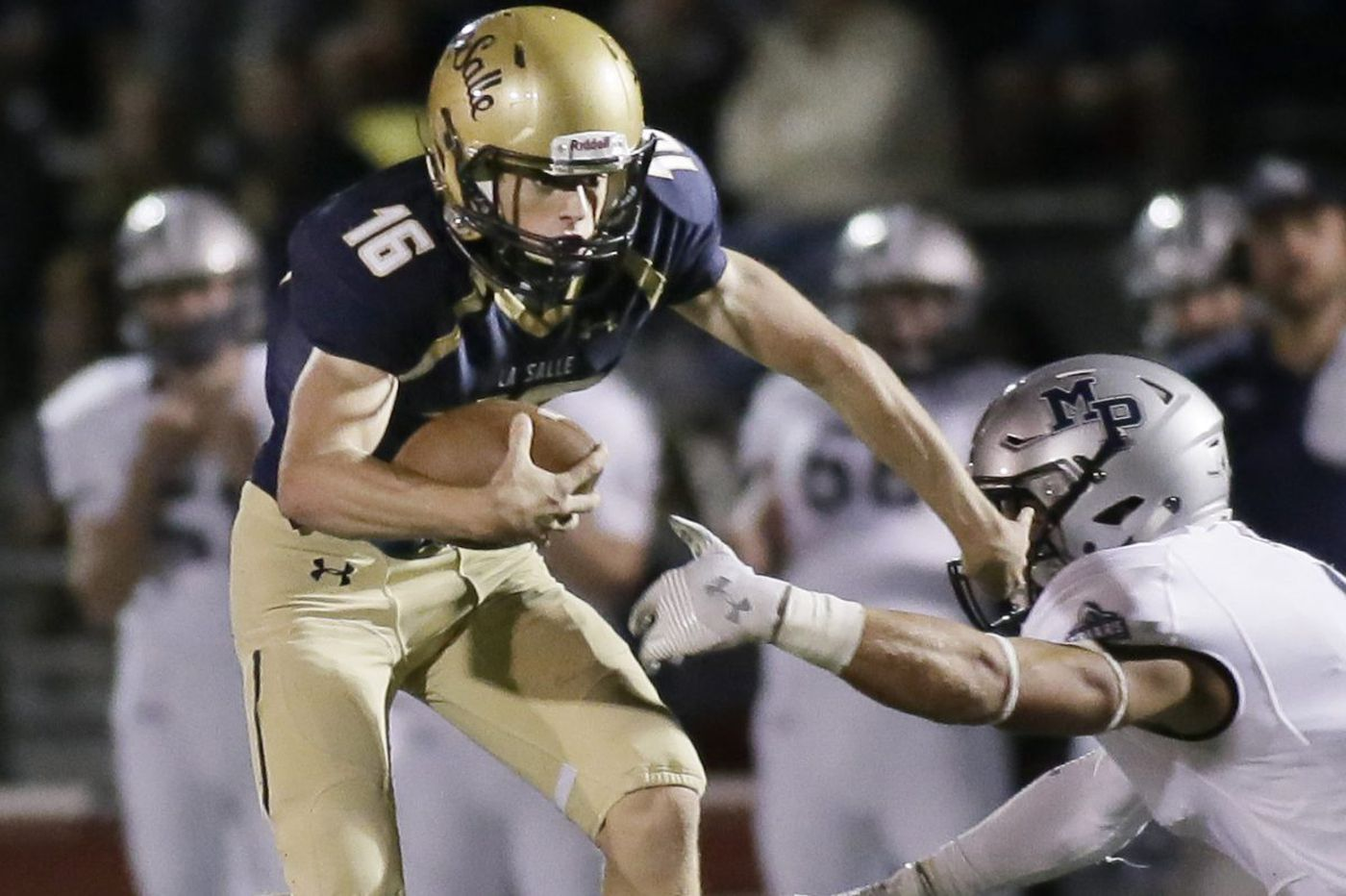 PIAA playoff primer: La Salle quarterback Danny Solecki (knee) likely out vs. St. Joseph's Prep