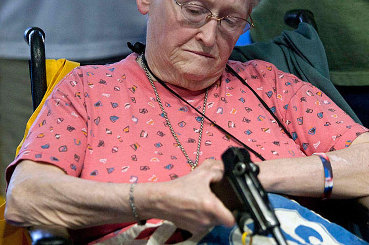 NRA leaders warn of gun-control fight