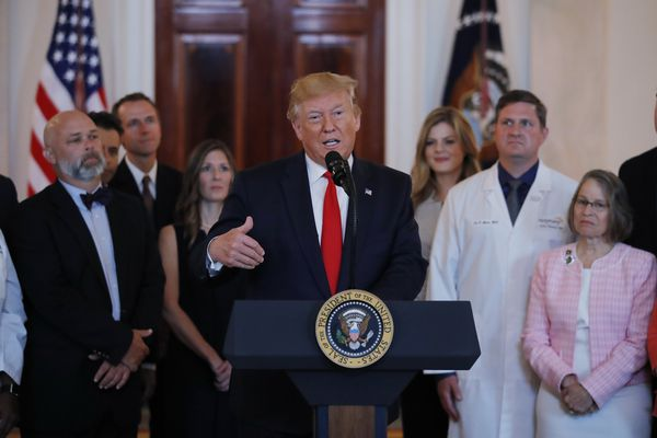 Trump issues hospital price transparency executive order. Will it help patients save money?