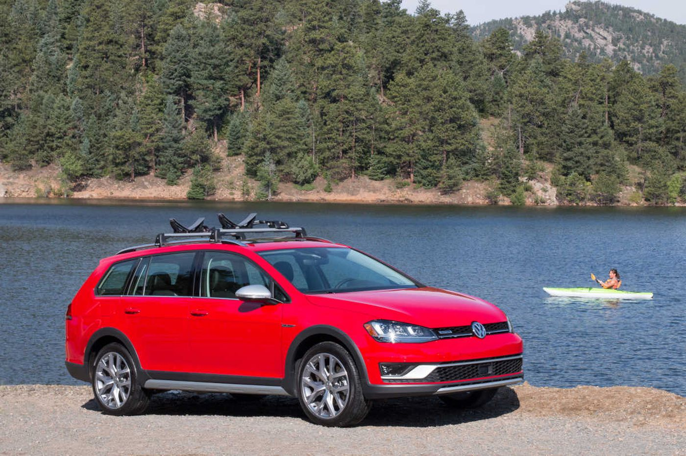 VW Golf Alltrack offers a wagonload of fun — but there's a price