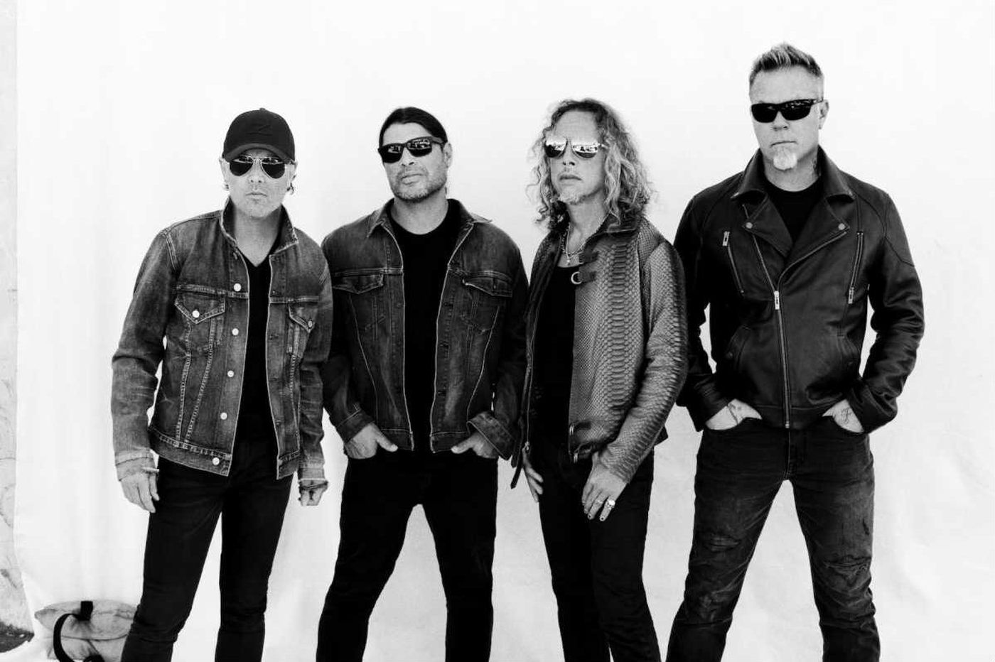 Metallica at the Linc: Longtime metal band looks to their past to move forward