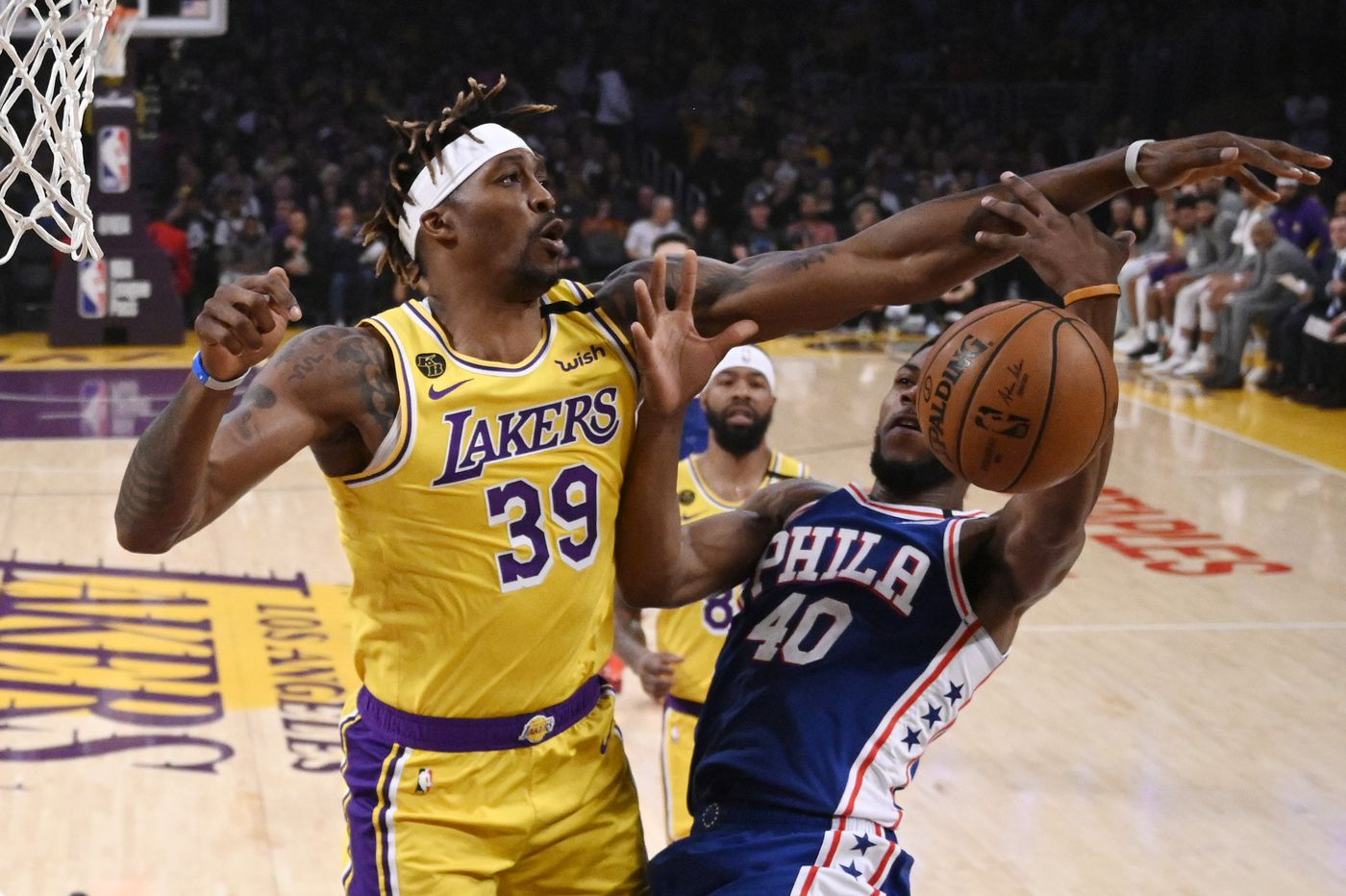 Sixers-Lakers best/worst: Anthony Davis' domination, Glenn Robinson III's breakout game