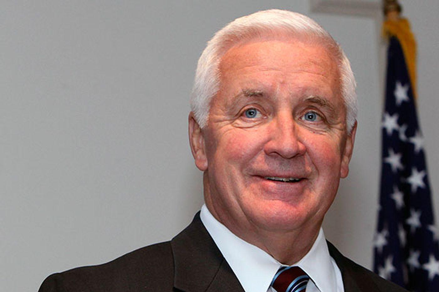 Corbett's challenges with legislature in 2014