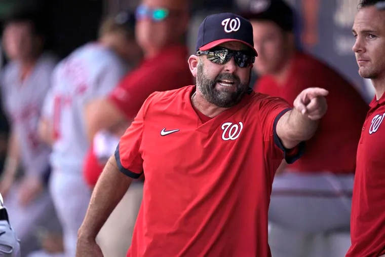 New Phillies hitting coach Kevin Long is excited to be reunited with Bryce Harper.