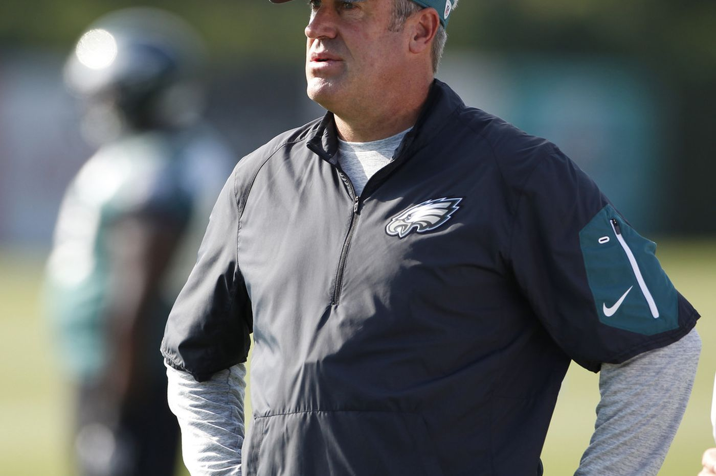 Doug Pederson says Eagles are on schedule despite his 10-day COVID-19 absence
