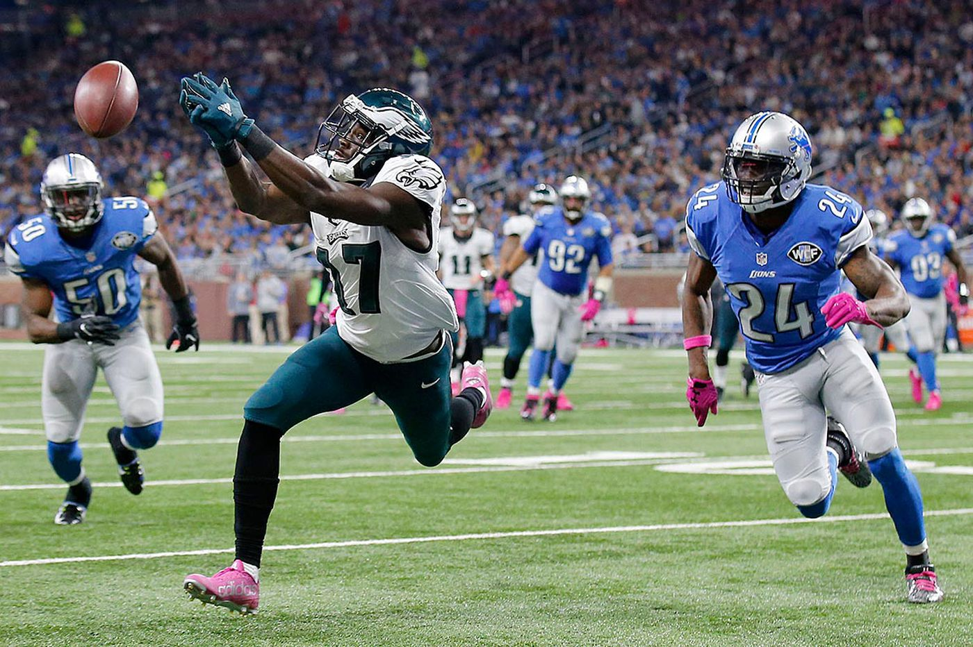 Bowen: Agholor remains a perplexing player