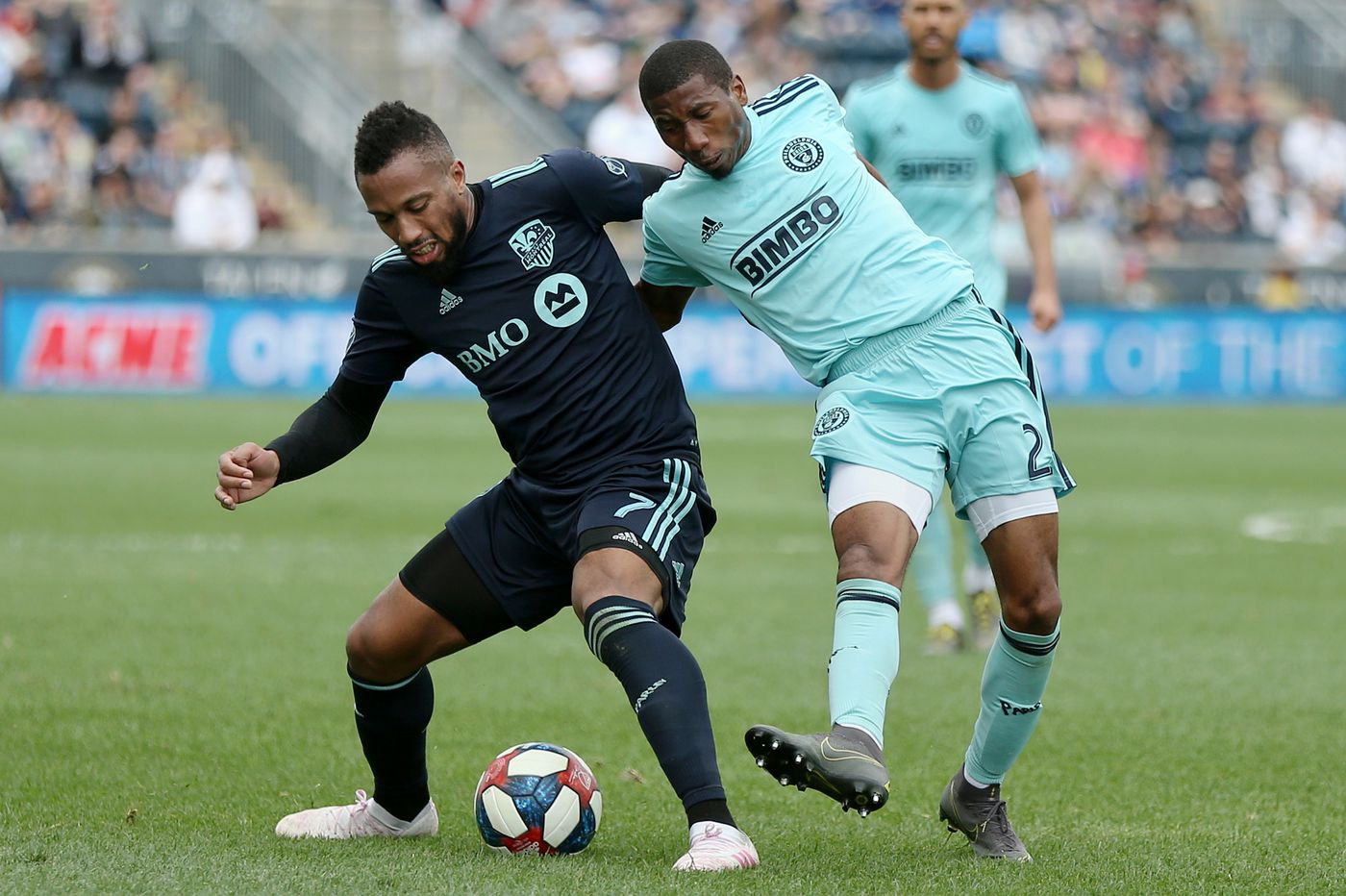 Union's Ray Gaddis takes leading role in anti-racism fight with MLS Black Players Coalition