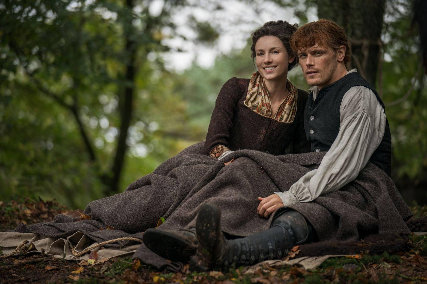 TV picks: 'Outlander,' 'Medal of Honor,' 'The Deuce' and more