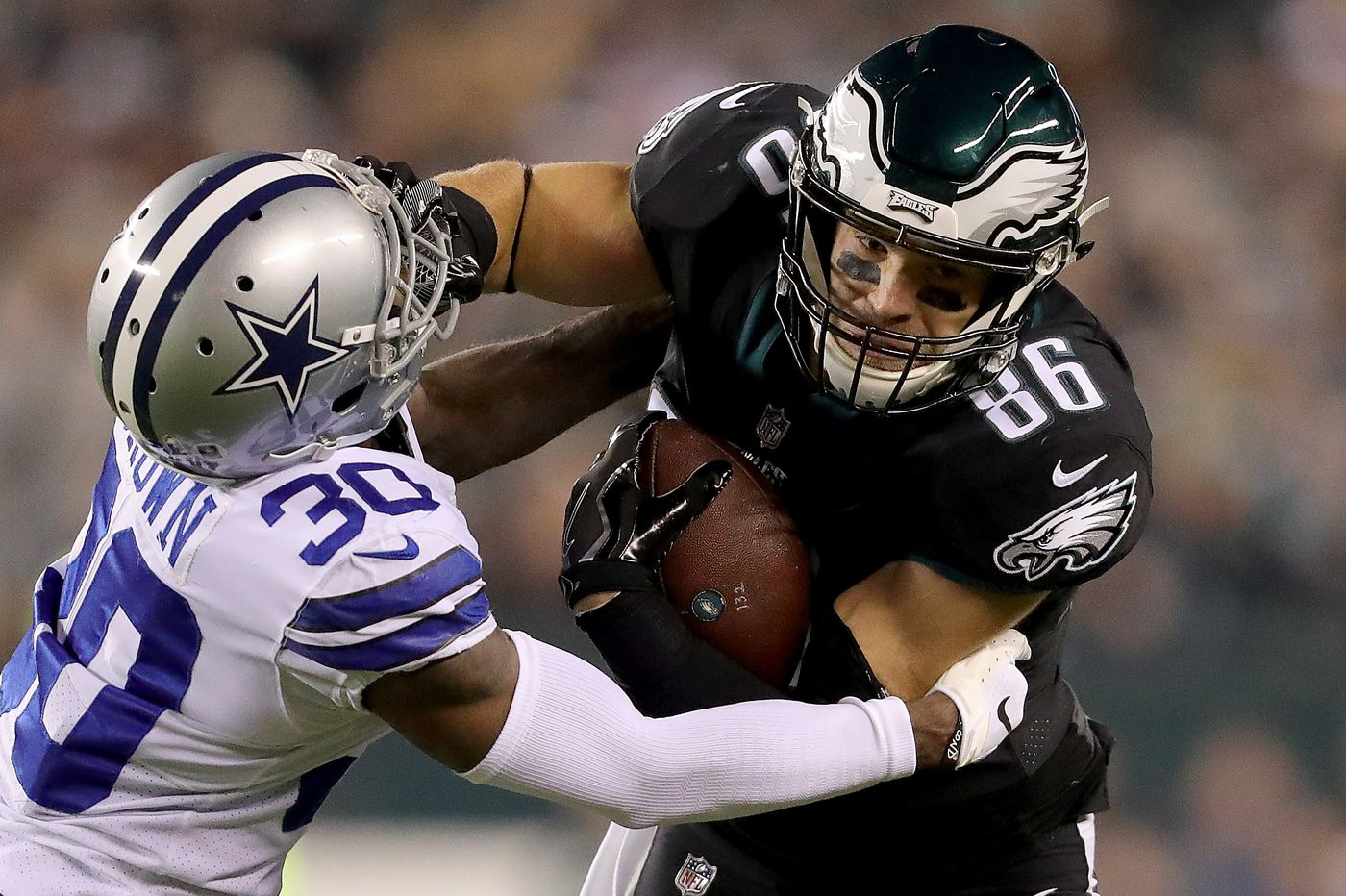 Too much Zach Ertz definitely isn't the problem with the Eagles offense| Paul Domowitch