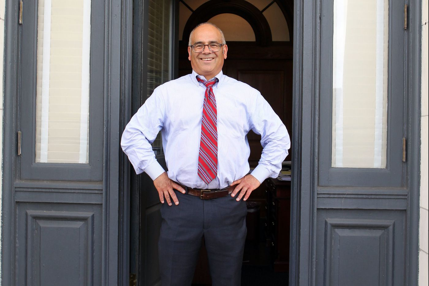 Trenton's first openly gay mayor an early backer of medical marijuana, marriage equality