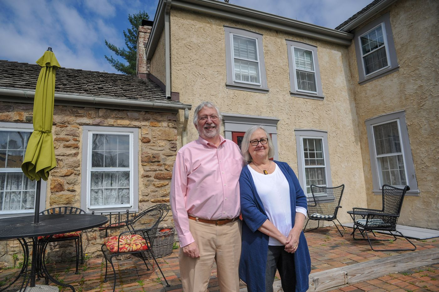A Doylestown home that satisfies his and her retirement needs