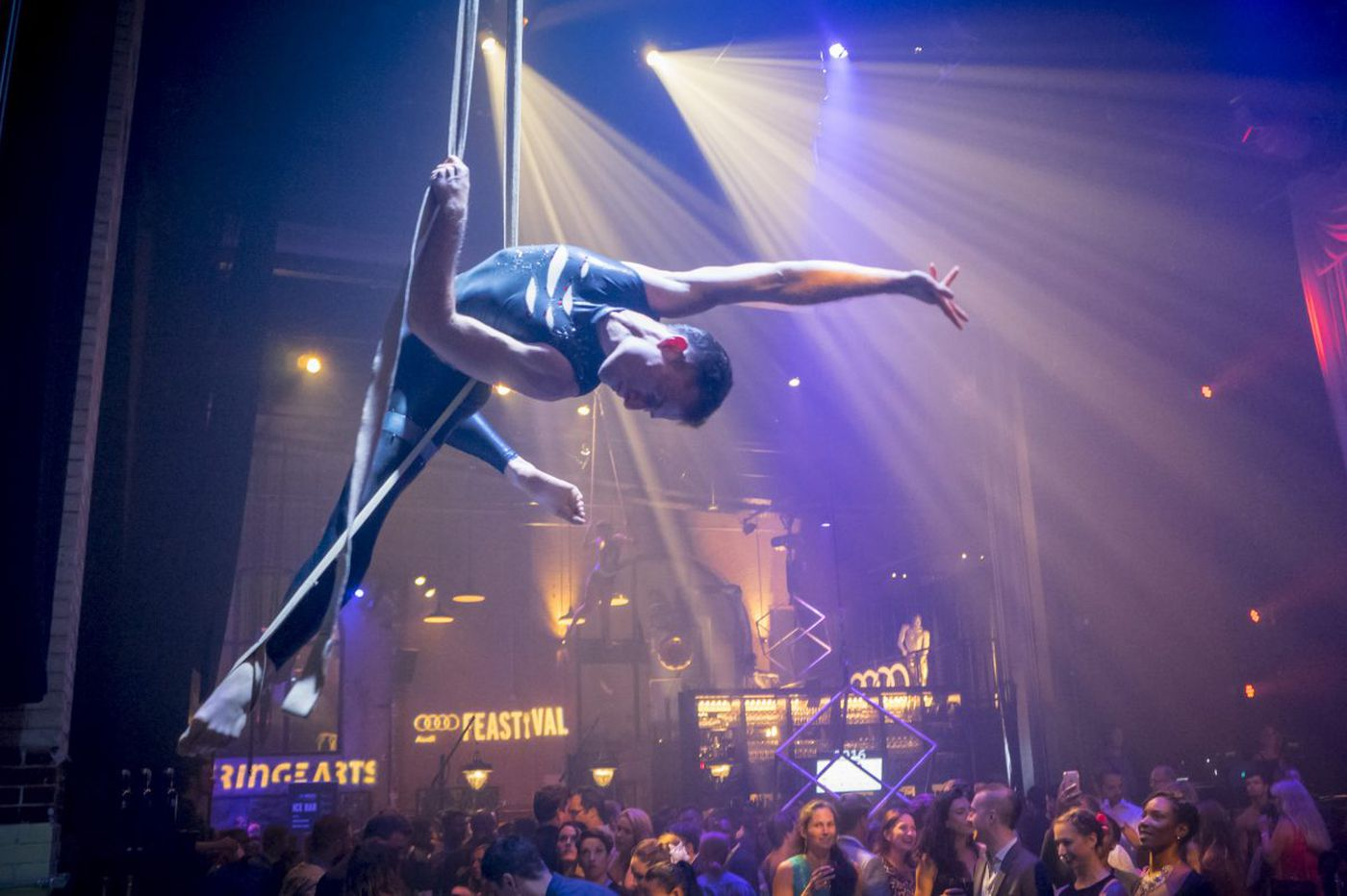 Philly is suddenly full of circus options, including a daring new 5-day festival