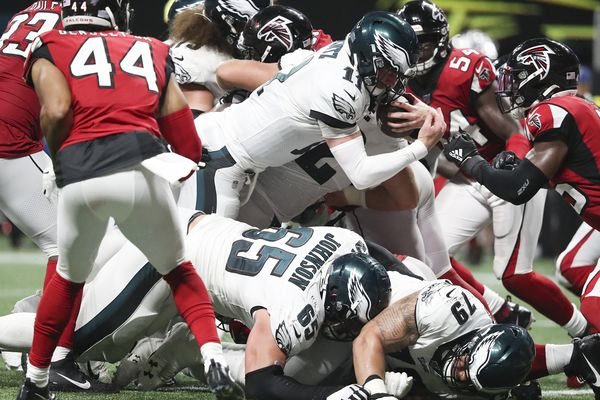 Eagles-Falcons: Five takeaways from Sunday's loss