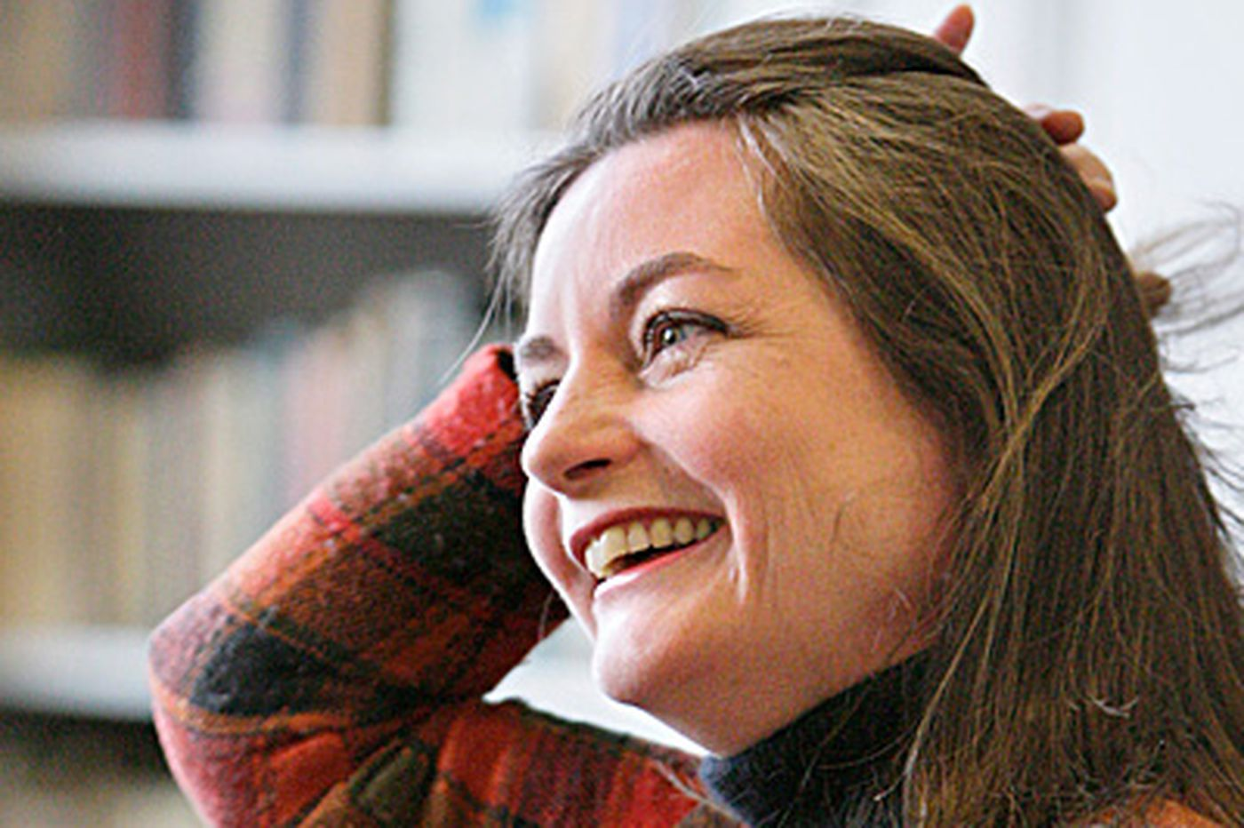 Karen Heller: How to shelve library plan?