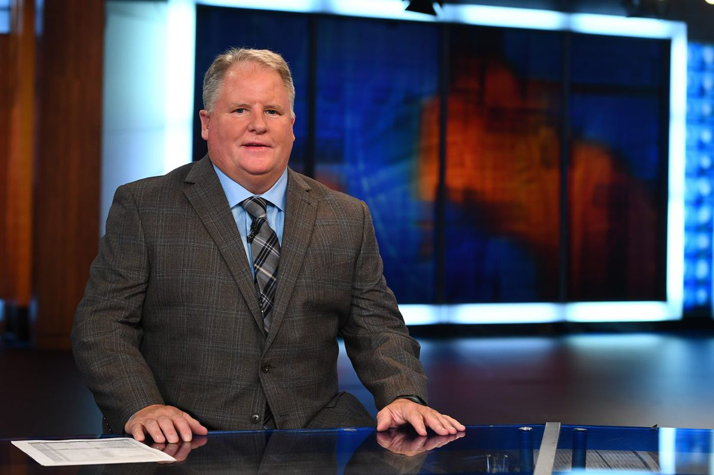 It doesn't look as if Chip Kelly's ESPN stint will be that long