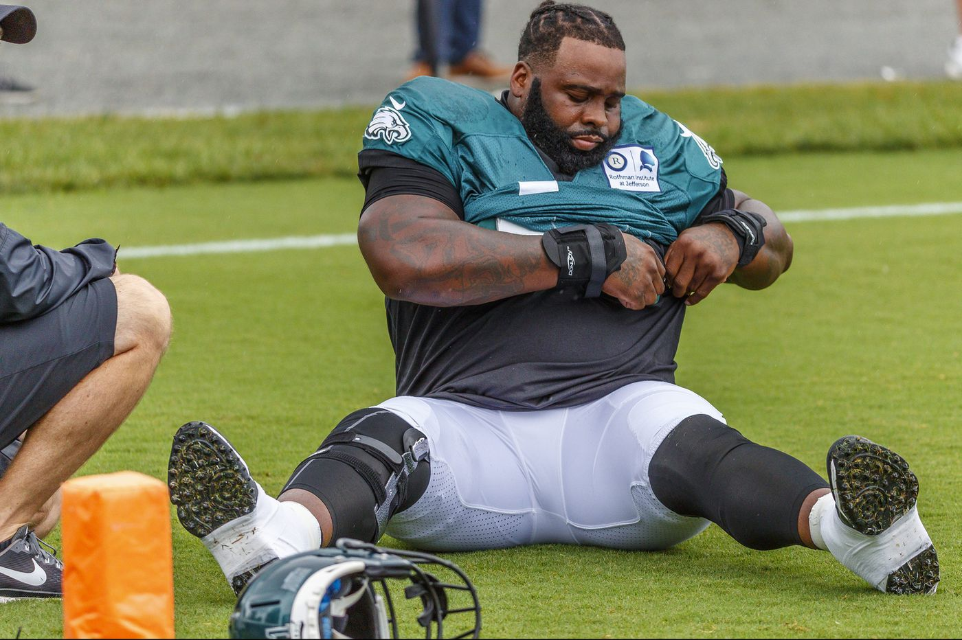 What will determine whether the Eagles contend for the Super Bowl?