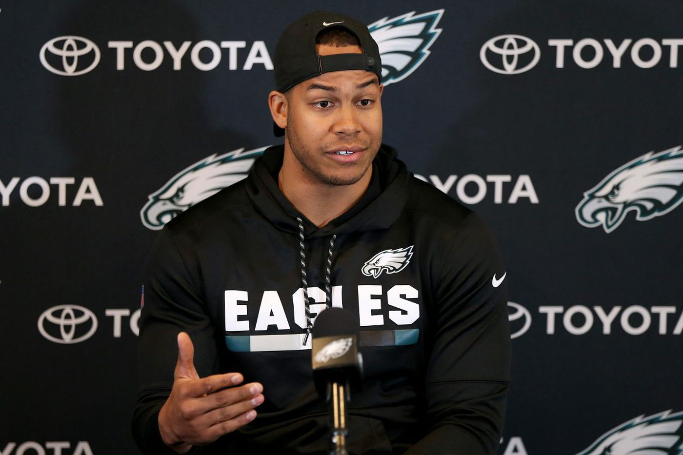 Eagles LB Jordan Hicks knows he can be productive … if healthy