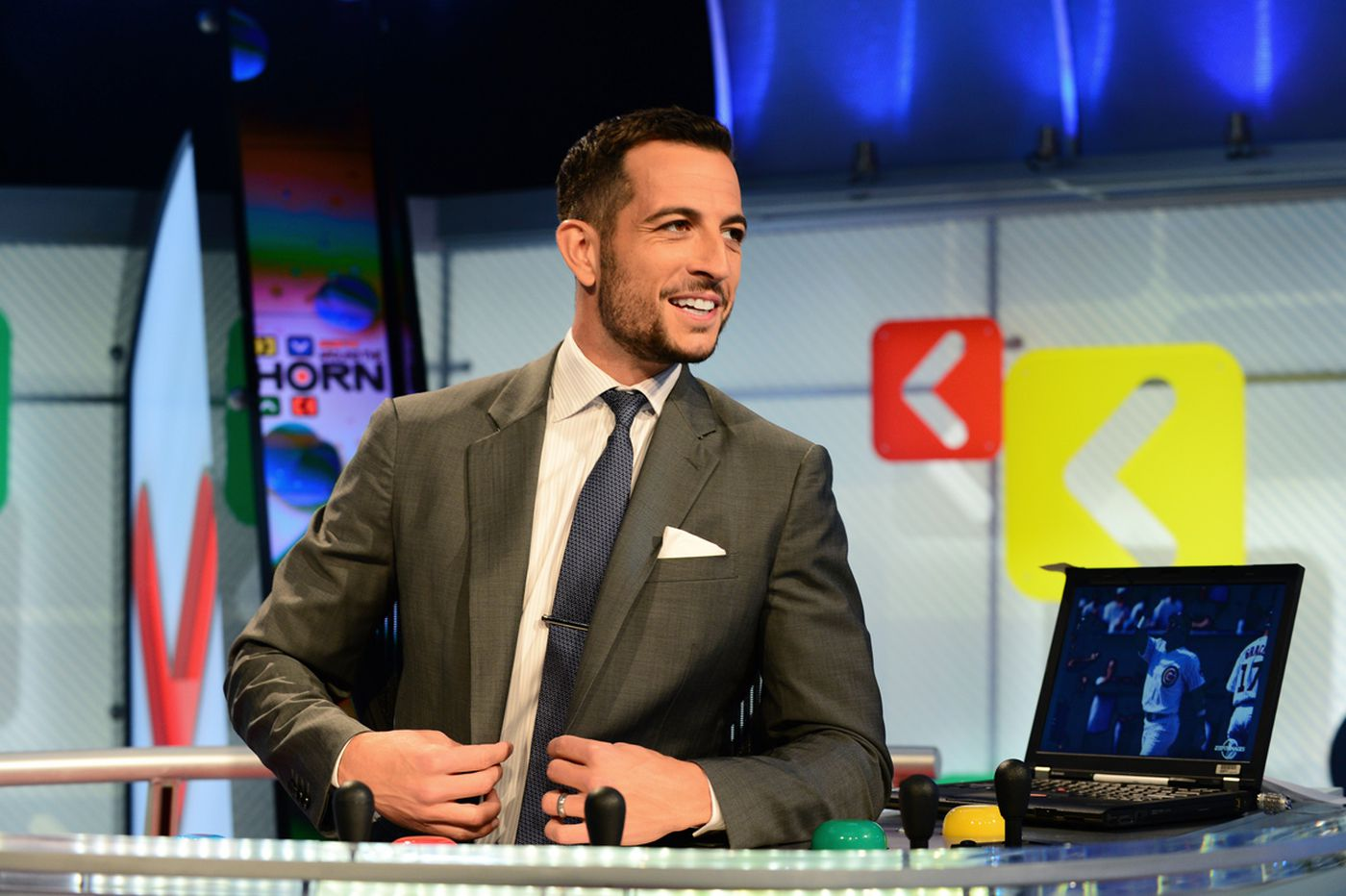 ESPN 'Around the Horn' host Tony Reali pleads for migrant children following his own heartbreaking loss