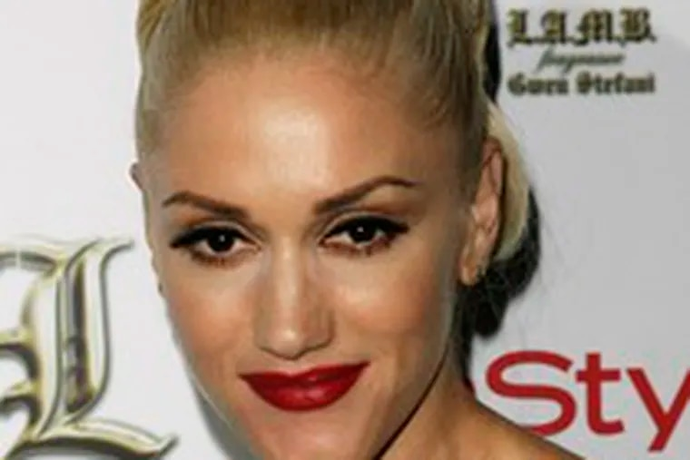 Singer Gwen Stefani is using concert proceeds to set up a scholarship fund for students who lost their homes in the Southern California wildfires.