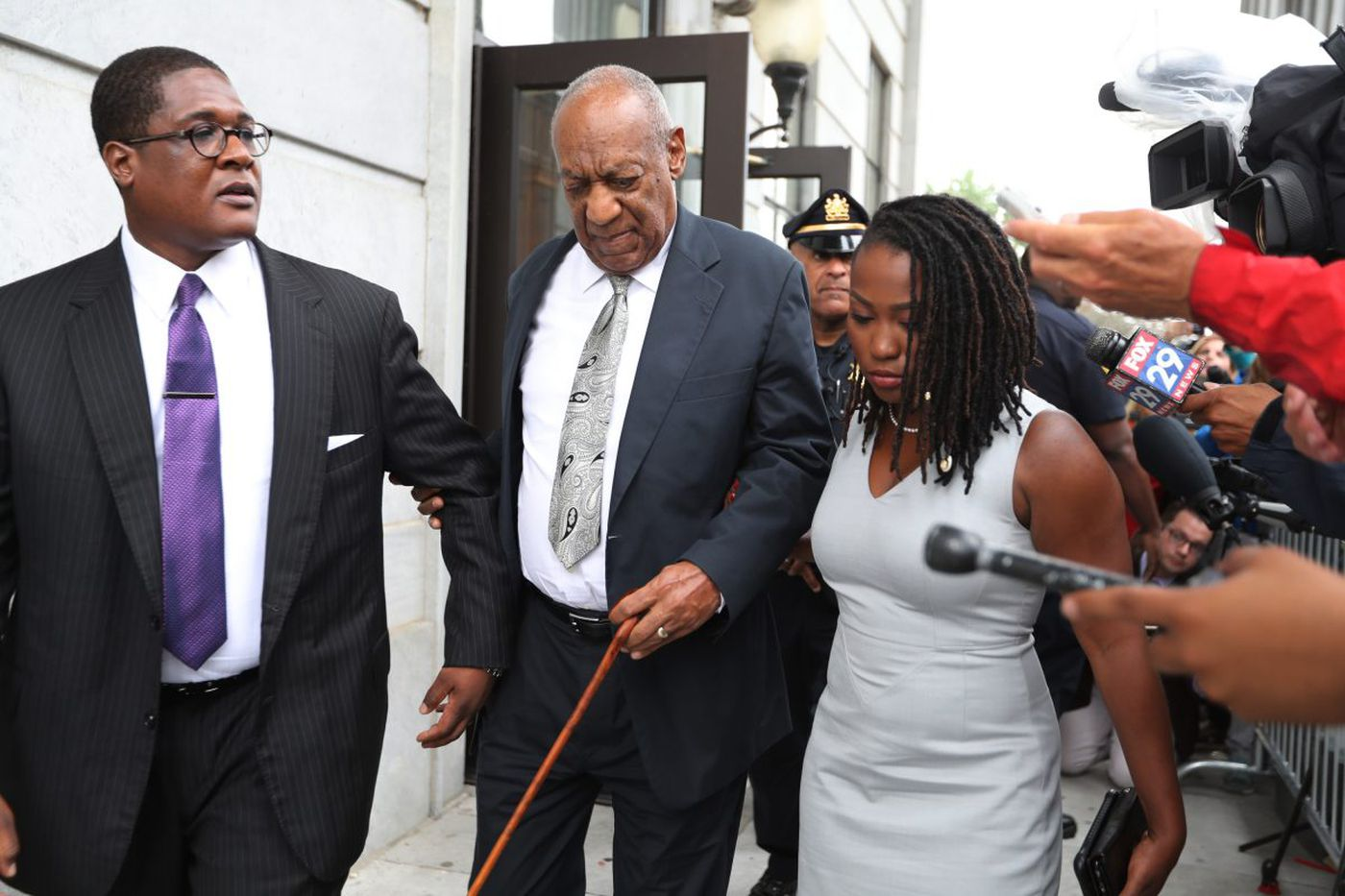 Cosby trial alternate juror: 'I would have probably convicted'