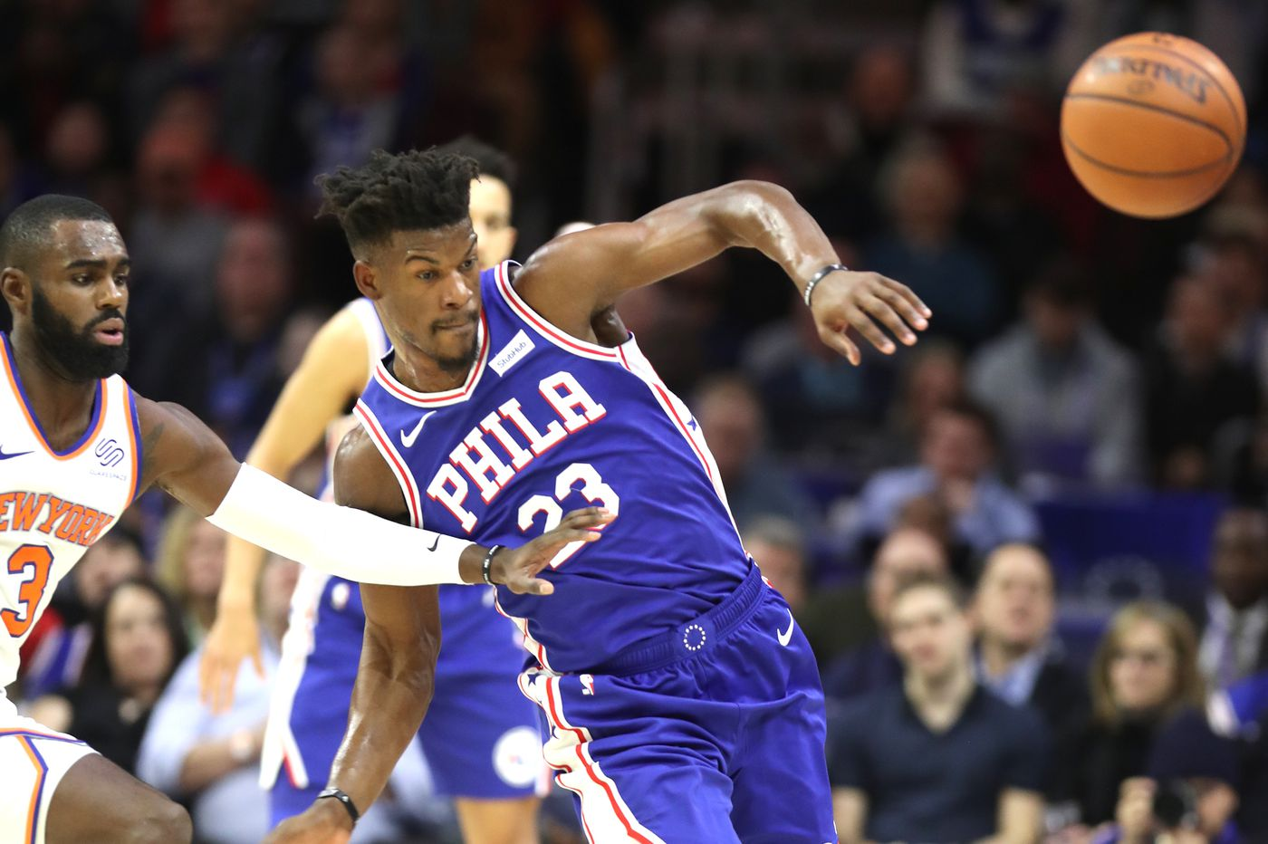 Sixers ride hot start to 117-91 victory over Knicks